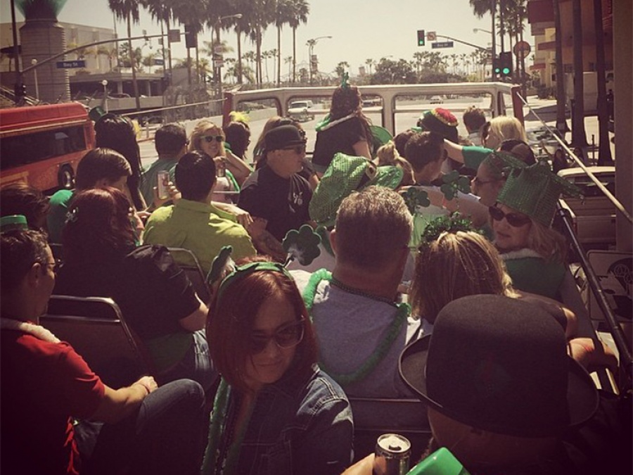 March: St. Patrick's Day Pub Crawl -SOLD OUT-