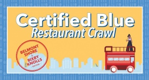 Certified Blue Restaurant Crawl: Bixby Knolls + Belmont Shore Edition